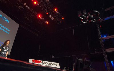 A TED Talk Come True