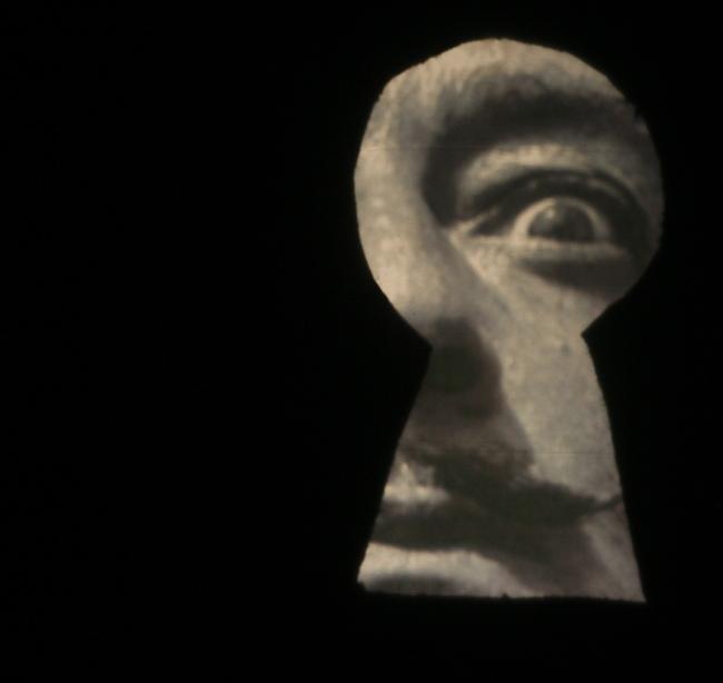 Salvador Dali temple key