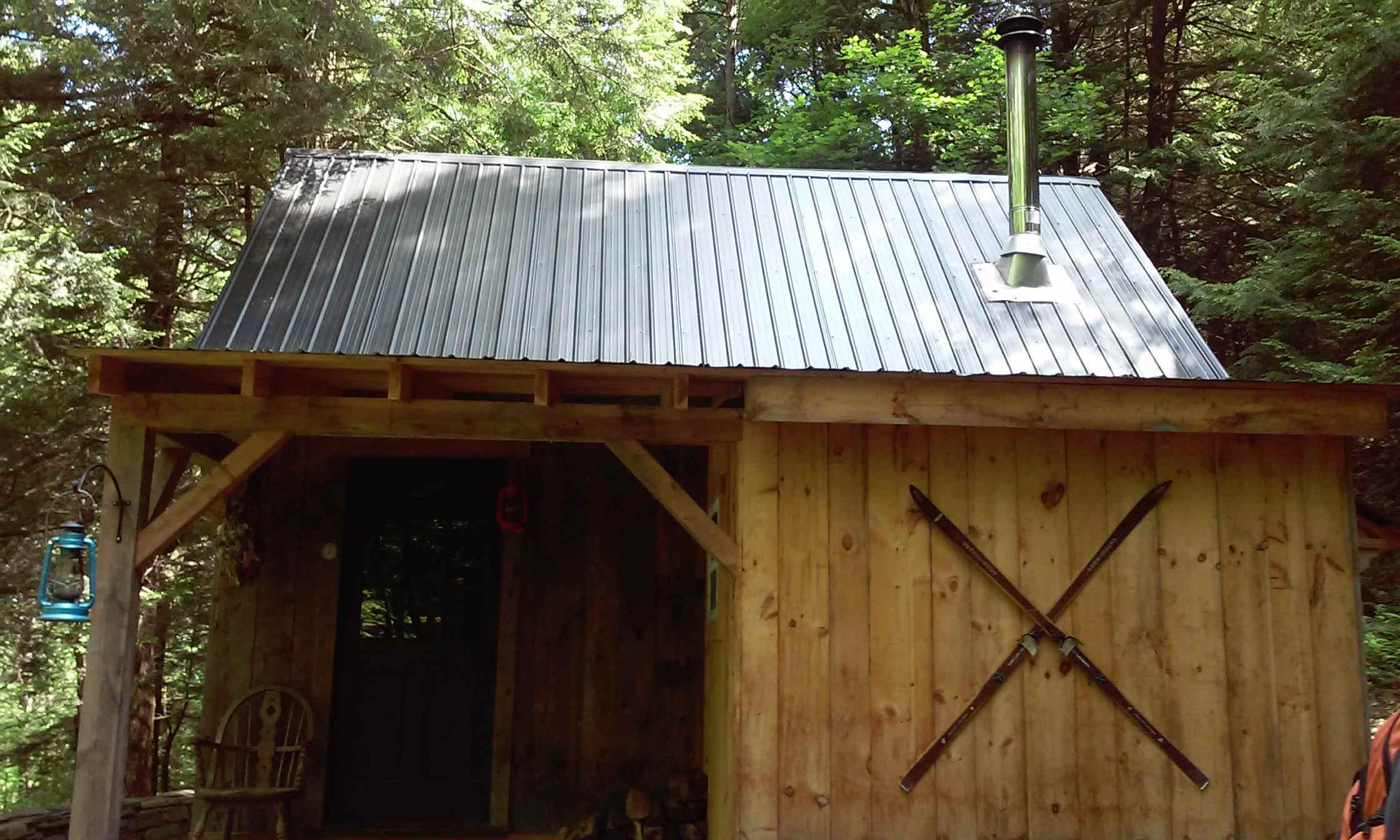tiny house cabin Vermont