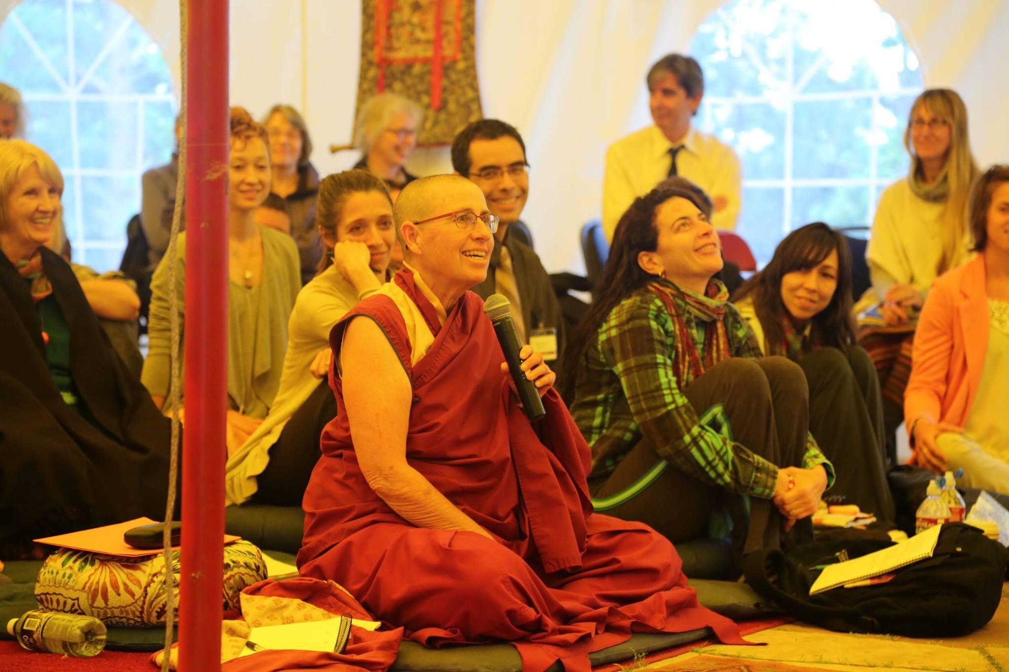 Dzigar Kongtrul Rinpoche NSS Buddhism