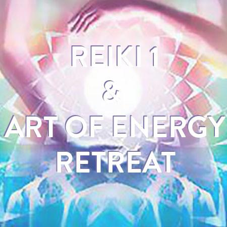 Reiki 1 & the Art of Energy